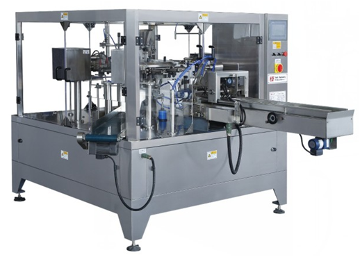 CF8-200 Automatic Rotary packing machine