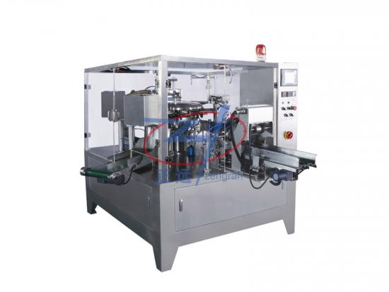 Liquid packaging machine custom