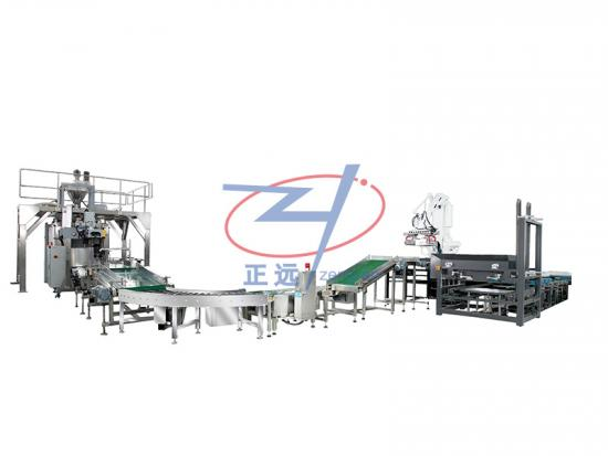 Robotic Palletizing Line manufacturer