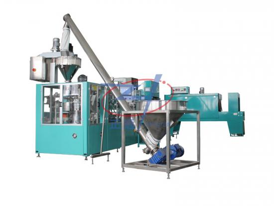 Custom Paper bag packing machine