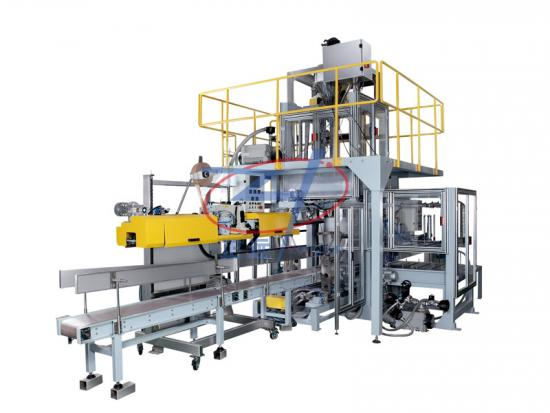 heavy bag packing machine factory