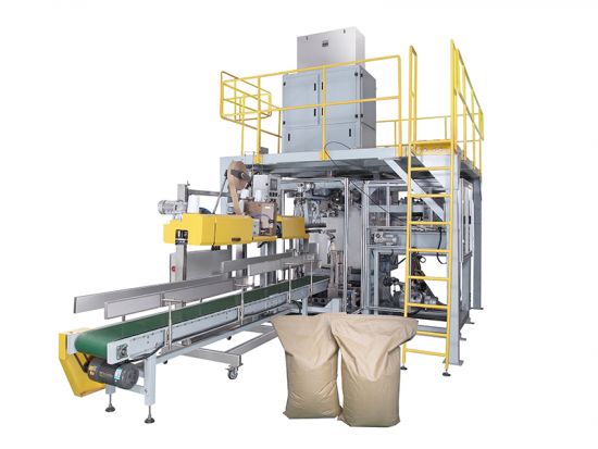 Open-mouth Bagging Machine